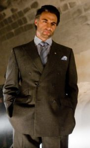 MARK STRONG as Hani in Warner Bros.