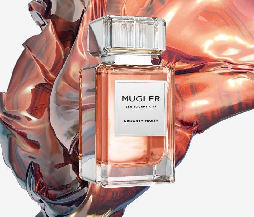 Naughty Fruity Mugler